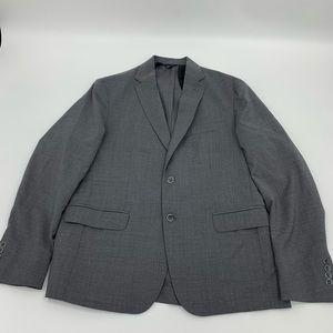 NWOT Goodman Mens Blazer Sport Coat Wool Gray